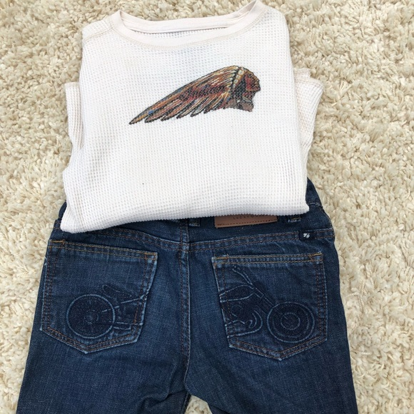 Lucky Brand Other - Boys Lucky Outfit
